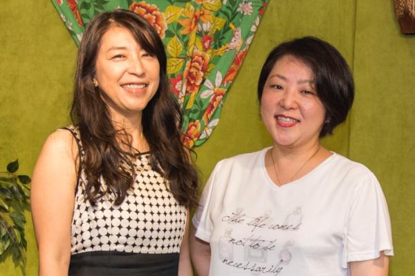 「小野リサ  妹」の画像検索結果