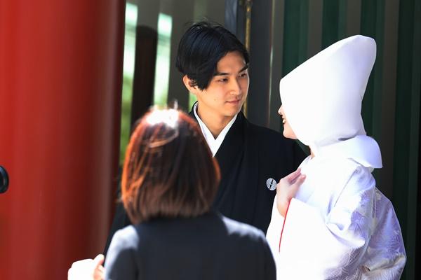 先日、結婚式を挙げた松田翔太(33)と秋元梢(31)夫妻。16年に急逝した秋元の父・先代九重親方(享年61 元横綱・千代の富士)のほかに、結婚式を見せたかったもう1人