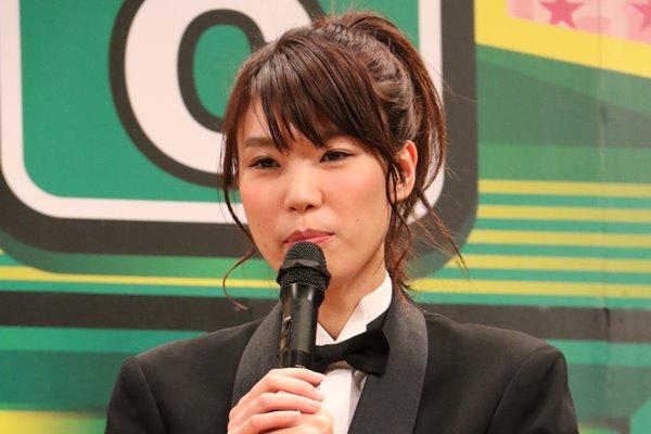 konno buruma 1 line tw - 「THE W」紺野ぶるまが初戦敗退となったワケは美貌が原因?