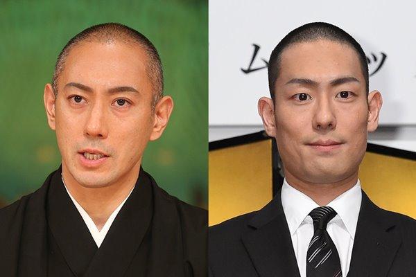 【芸能】海老蔵と勘九郎 共演NGの亀裂!冷戦3年にあった格下放言事件