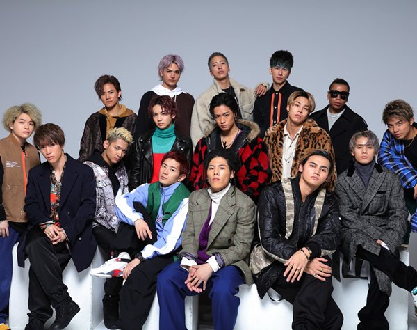THE RAMPAGEが語るEXILE TRIBEでの立ち位置とは