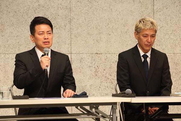 「加藤の乱」も島田紳助さんは「加藤はやめへんよ、心配せんでも。」と発言