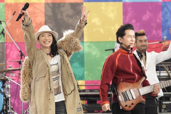 吉田美和 ドリカム3人で紅白へ!中村と西川が17年ぶり共演 | 女性自身