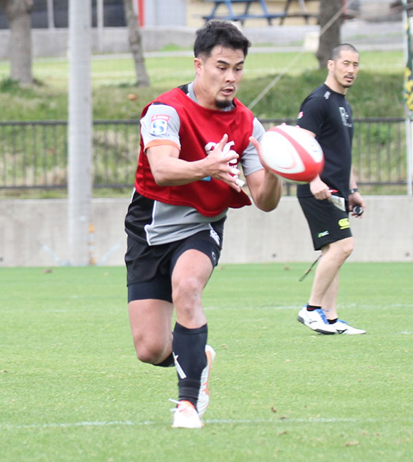 W杯日本代表31人を発表 ラグビー協会 沖縄関係は田村優が選出