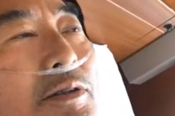コロナ 病室 本誌 理汰郎くん 石田純一に関連した画像-04