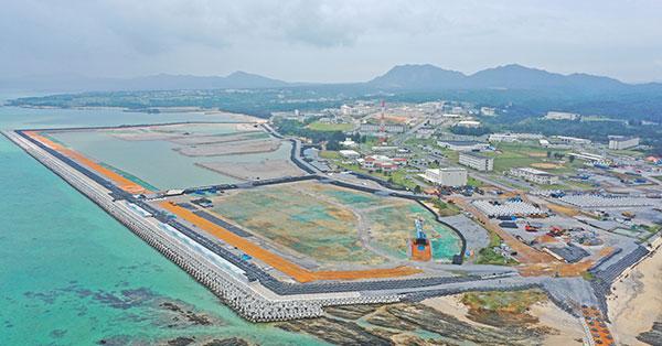 菅首相「辺野古移設、着実に進める」 北部訓練場の成果を強調 所信表明演説