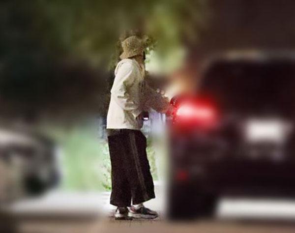 エンタメ 香取慎吾 交際25年恋人とのデート現場【2020ベストスクープ】