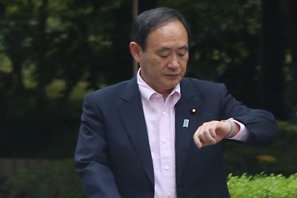 長男 菅 総理